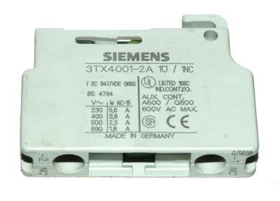 Siemens 3TX4001-2A