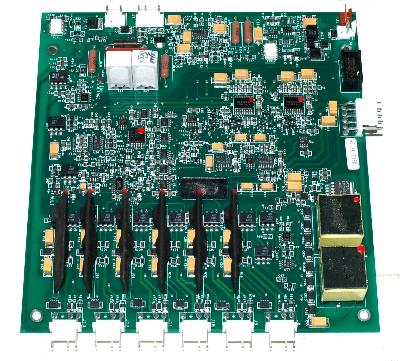 4018A HAAS 65-4018 Rev. B HAAS Inverter Drives Precision Zone Industrial Electronics Repair Exchange