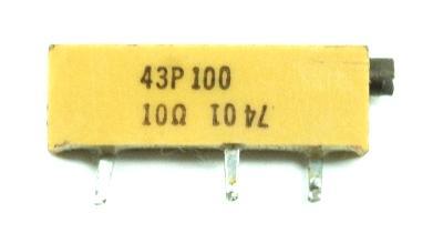 Bourns Inc 43P100 image