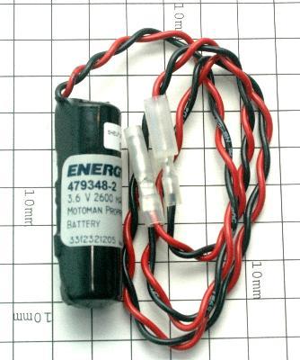 New Refurbished Exchange Repair  Motoman Batteries 479348-2 Precision Zone
