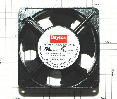 Dayton 4WT33 image