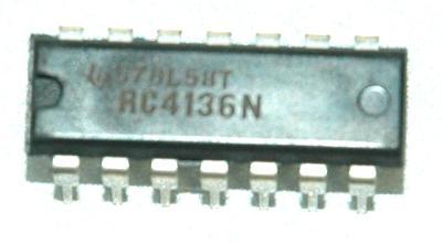 Texas Instruments 57DL58T