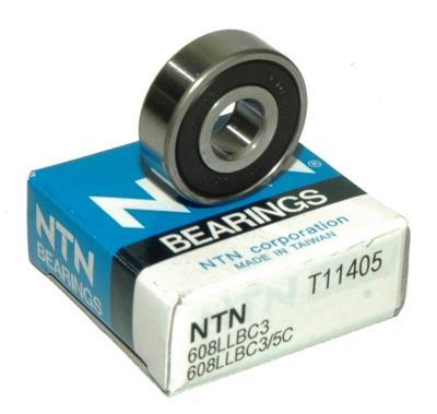 NTN Bearing 608LLB