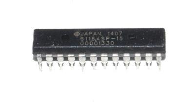 Hitachi Semiconductor 6116ASP-15