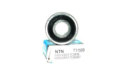 NTN Bearing 6201LLB-12.7C3
