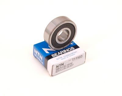 NTN Bearing 6201LLB