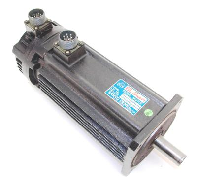New Refurbished Exchange Repair  Sanyo Denki Motors-AC Servo 62BM100BXE71 Precision Zone