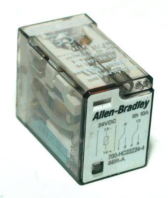 Allen-Bradley 700-HC22Z24-4-24VDC image