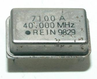 Kyocera Kinseki Corporation 7100A-40.000