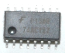 Fairchild Semiconductor 74AC157