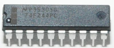 National Semiconductor 74F244PC