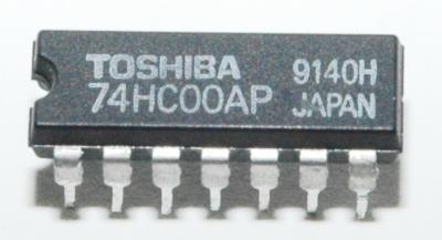 Toshiba 74HC00AP