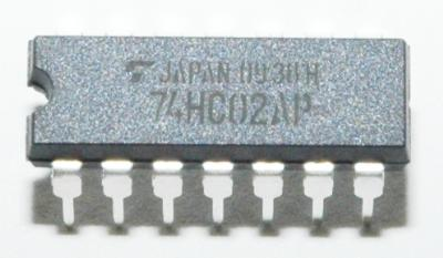 Toshiba 74HC02AP