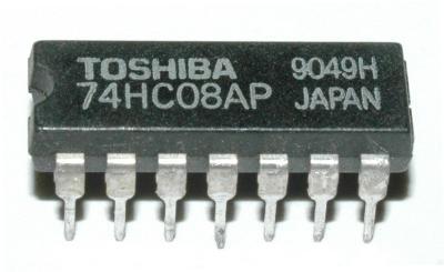 Toshiba 74HC08AP