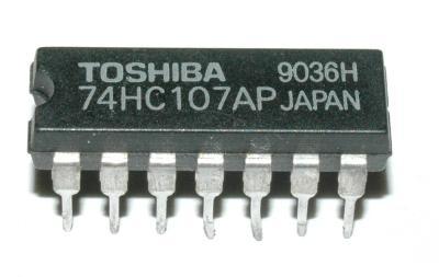 Toshiba 74HC107AP