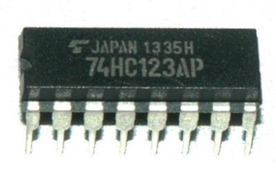 Texas Instruments 74HC123AP