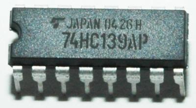 Toshiba 74HC139AP
