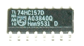Philips Semiconductors 74HC157D