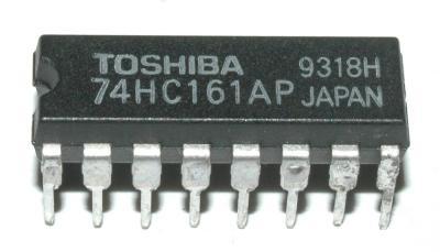 Toshiba 74HC161AP