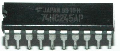 Toshiba 74HC245AP
