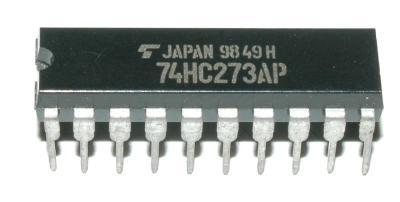 Toshiba 74HC273AP