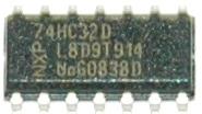 NXP Semiconductors 74HC32D