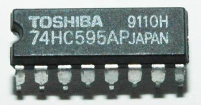 Toshiba 74HC595AP