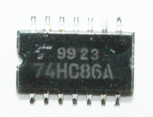ON Semiconductor 74HC86A