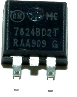 ON Semiconductor 7824BD2T