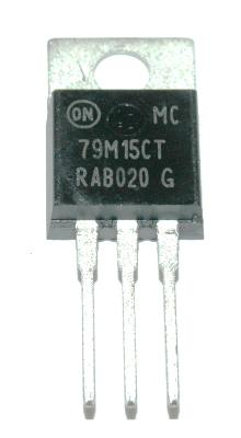 ON Semiconductor 79M15CT