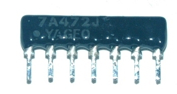 YAGEO 7A472J