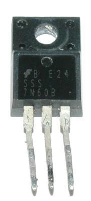 Fairchild Semiconductor 7N60B
