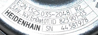 HEIDENHAIN 823901-03 label image