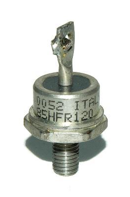 INTERNATIONAL RECTIFIER 85HFR120