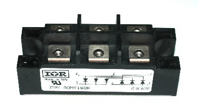INTERNATIONAL RECTIFIER 90MT160K