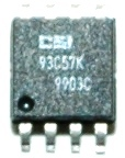 Catalyst Semiconductor 93C57K