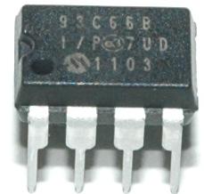 Mircrochip Technologies 93C66B