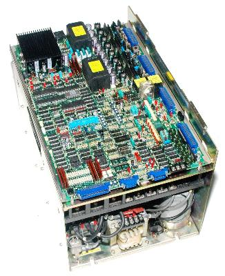 A06B-6044-H112 Fanuc  Fanuc Spindle Drives Precision Zone Industrial Electronics Repair Exchange