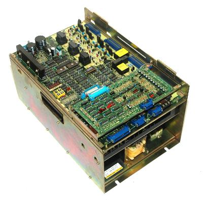 A06B-6055-H106 Fanuc  Fanuc Spindle Drives Precision Zone Industrial Electronics Repair Exchange