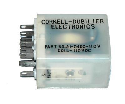 Cornell Dubilier A1-04D0-110V