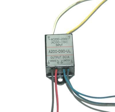 Nissei Corporation A200-D90-UL Motors-AC Servo