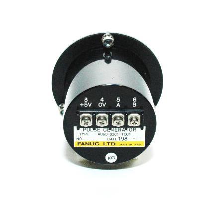 Fanuc A860-0201-T001 label image