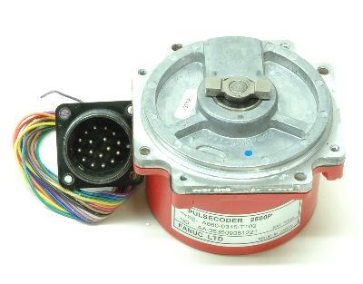 Fanuc A860-0315-T102 front image