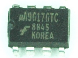 Fairchild Semiconductor A9617GTC