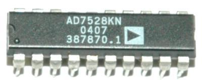 Analog Devices, Inc (ADI) AD7528KN image
