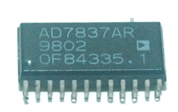 Analog Devices, Inc (ADI) AD7837AR image