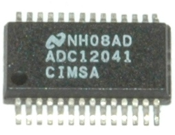National Semiconductor ADC12041CIMSA