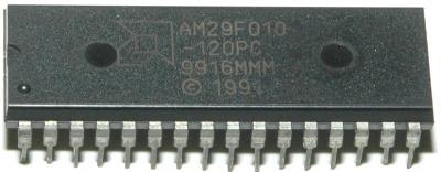 AMD-Advanced Micro Devices AM29F010 image