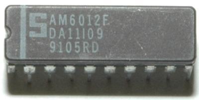 Philips Semiconductors AM6012F