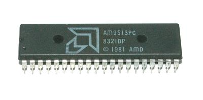 AMD-Advanced Micro Devices AM9513PC image